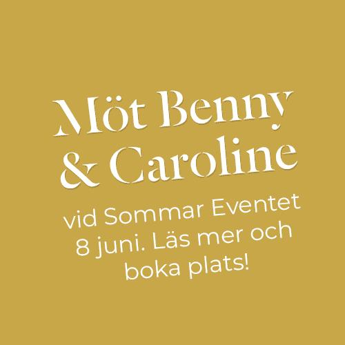 caroline giertz & benny rosenqvist
