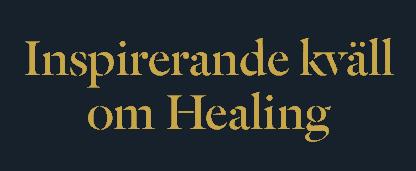 event healing mobil